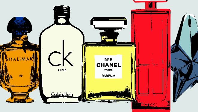 The Five Iconic Fragrances