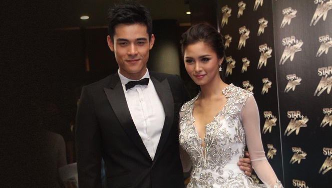 Star Magic Ball 2013 Part 1