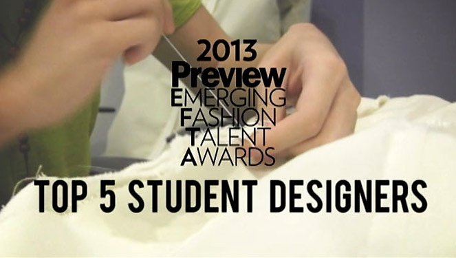 Pefta 2013: Meet The Student Designers
