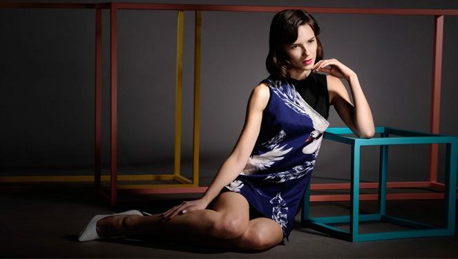 Vania Romoff For Ensembles' Young Designer Series