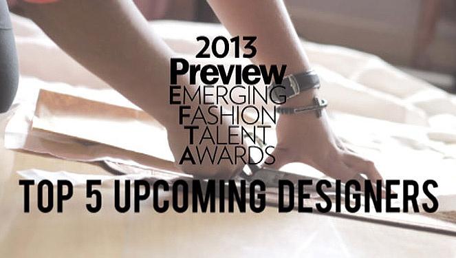 Pefta 2013: Meet The Upcoming Designers