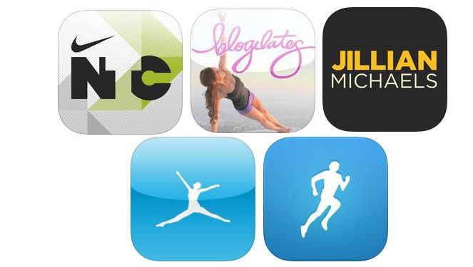 5 Must-have Fitness Apps