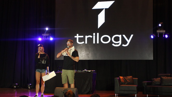 Trilogy Is Back In The Hood