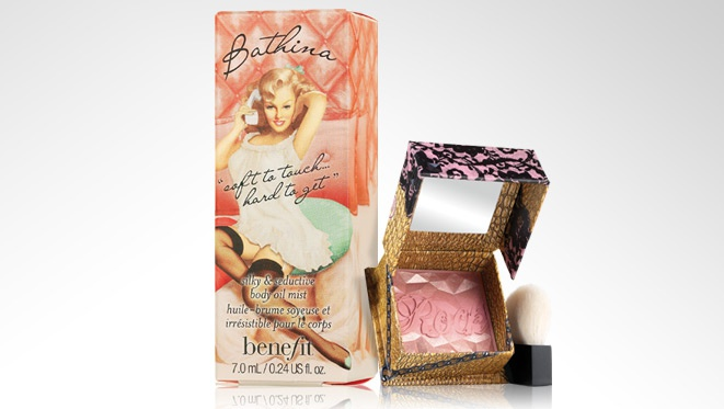 Benefit Cosmetics Invites You To Be Irrestible