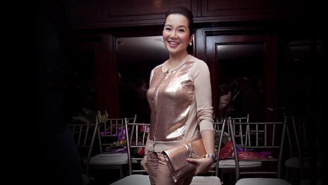Stylesetter: Kris Aquino