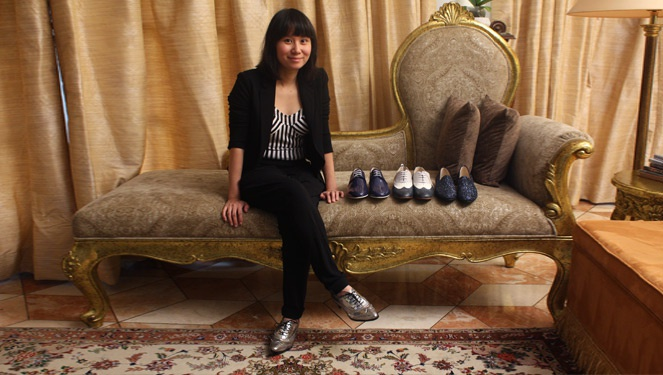 Lloyda Lim Tan's Favorite Pairs Of Oxford Shoes