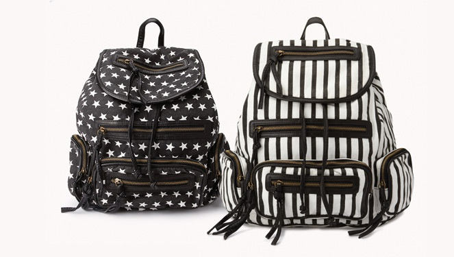 Trend Alert: Backpacks