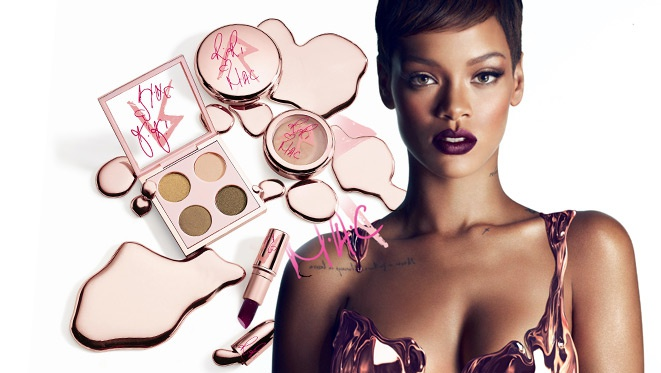 Riri ♥ Mac Is Finally Here