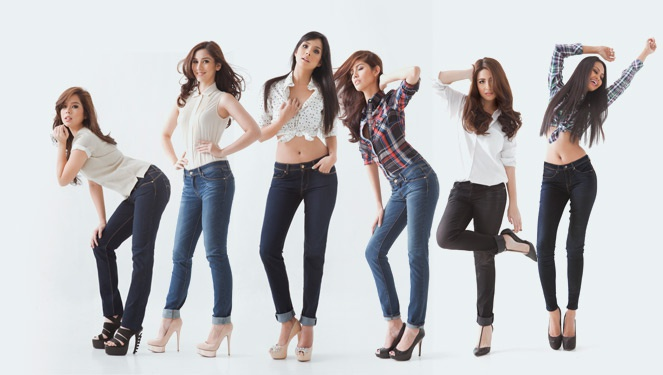 The Women Of Levi's Revel