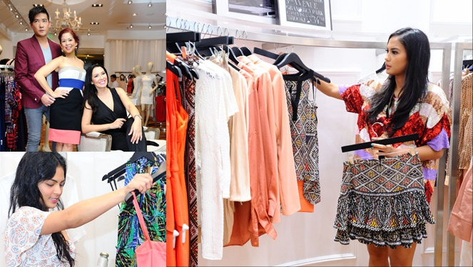 Style Bible Exclusive: Bcbgmaxazria Fitting Party