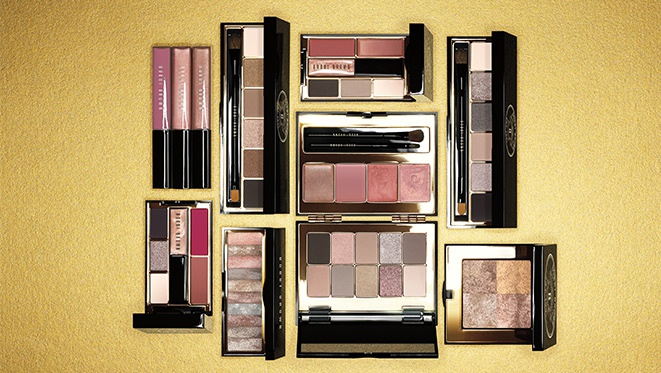 Bobbi Brown Is Celebrating The Holidays Early