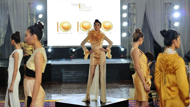 Fashion Institute Of The Philippines 10th Anniversary