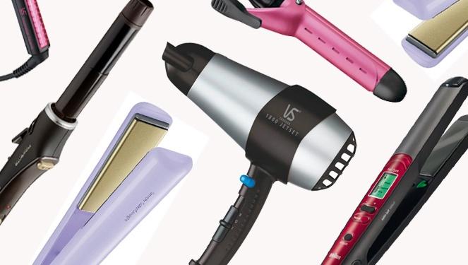 Hot Hair Tools