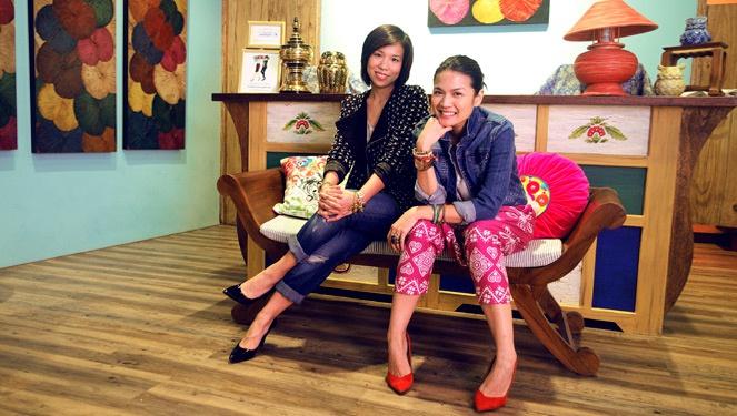 Work Wear Diaries: The Women Of L'indochine