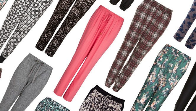 Hot Right Now: Pajama Pants