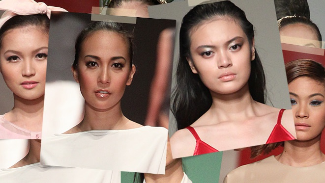 Beauty Trends: Philippine Fashion Week Spring/summer 2014