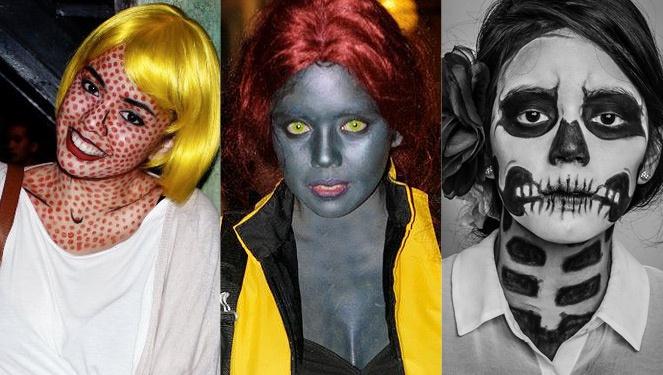 Regina Belmonte's Fun Halloween Costumes