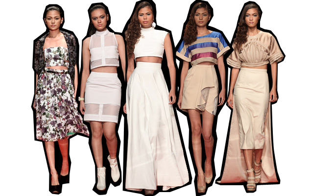 Fashion 2013 Trends Philippines Trend Report Philippine Fashion Week Ss 2014 Preview