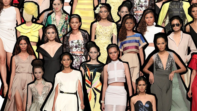 Trend Report: Philippine Fashion Week Spring/summer 2014