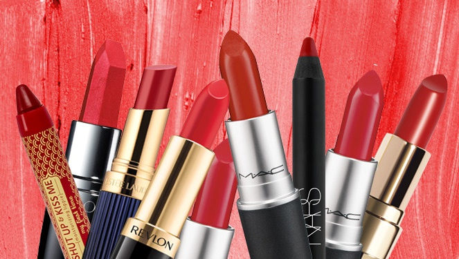 Lipstick Special: Top 10 Red