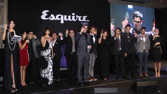 Esquire Ball 2013