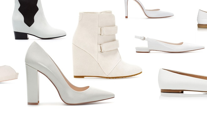 19 Hot White Shoes
