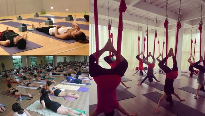 Staff Challenge: Yoga
