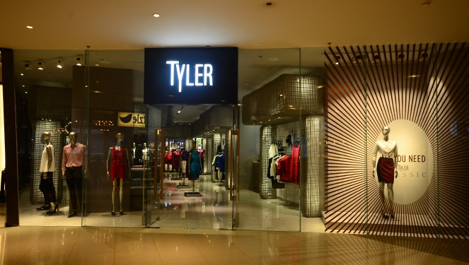 Must-visit: Tyler Flagship Store