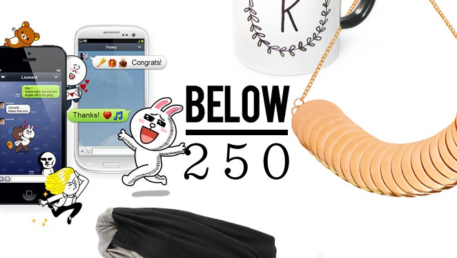 Holiday Fashion Gift Guide: P250 And Under