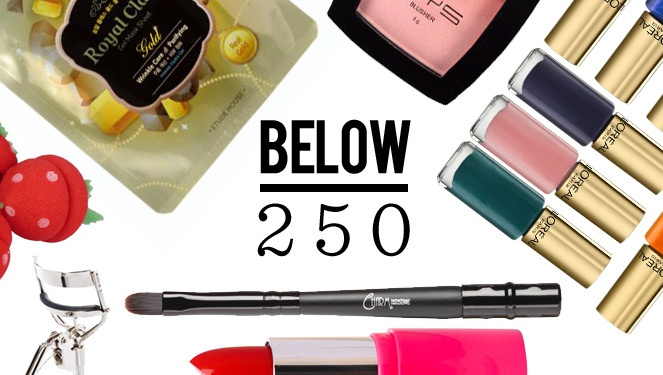 Holiday Beauty Gift Guide: P250 And Under