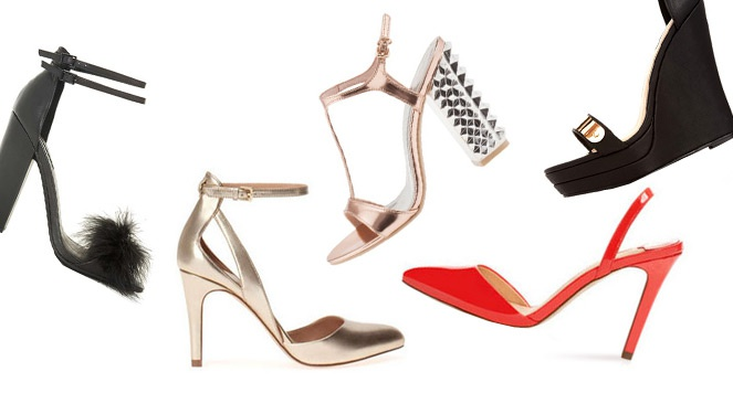 Trend To Try: Ankle Strap Heels
