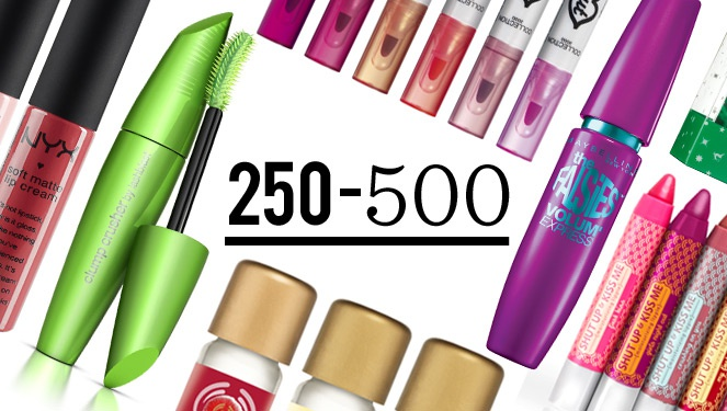 Holiday Beauty Gift Guide: P250-p500