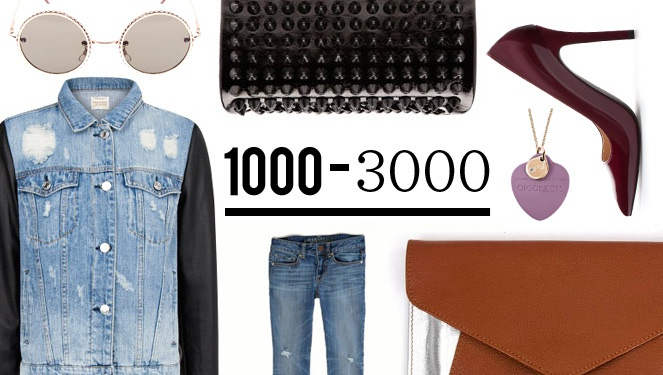Holiday Fashion Gift Guide: P1000-p3000