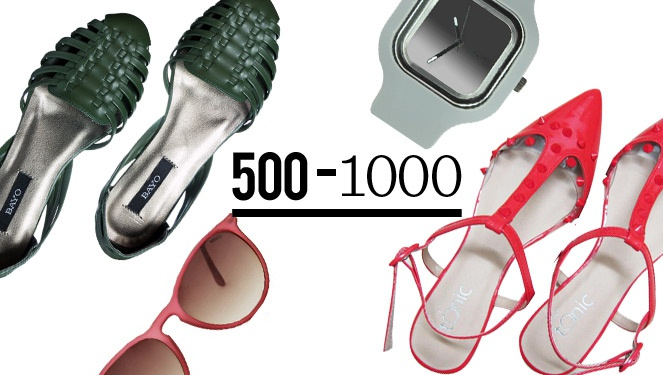Holiday Fashion Gift Guide: P500-p1000