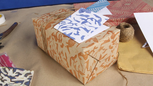 Watch: Easy And Stylish Diy Wrappers