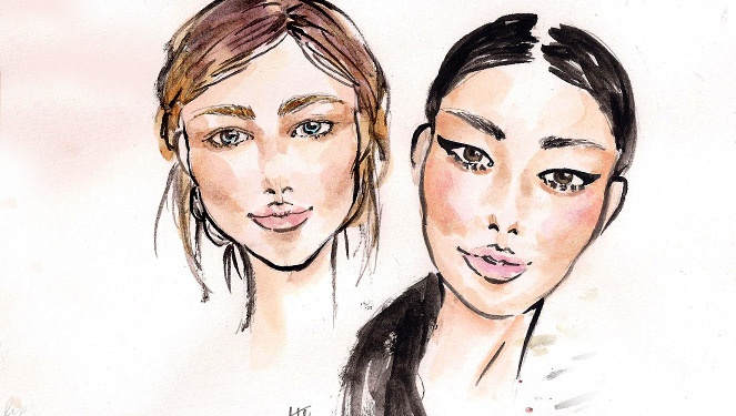 Makeup Trends To Try: Runway To Real Way