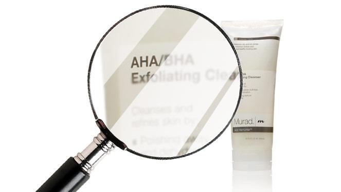 Beauty Lingo: Alpha Hydroxy Acid