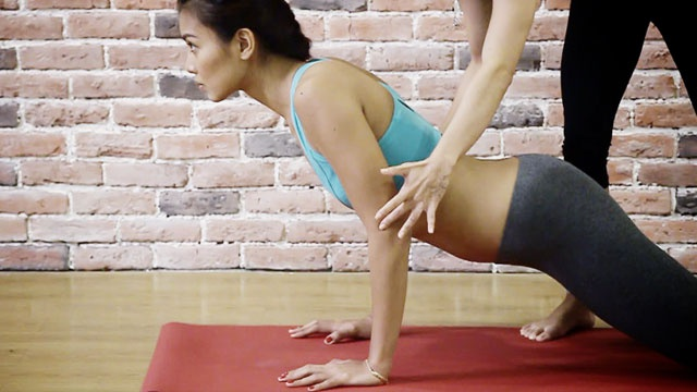 Watch: Namaste, 4 Yoga Moves To Trim And Tighten Your Body