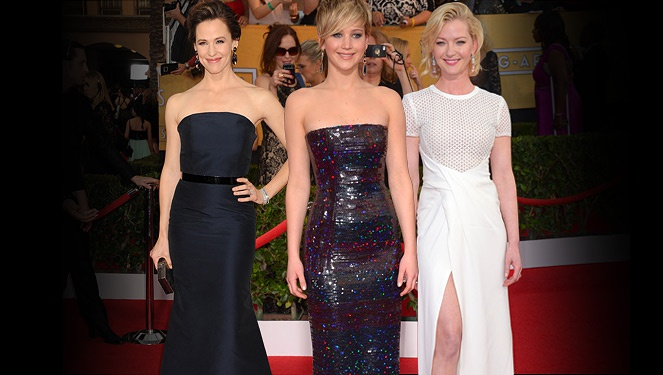 Best Dressed: 2014 Sag Awards