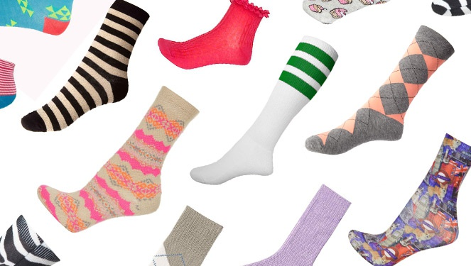 33 Pairs Of Socks To Keep You Cozy