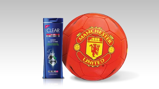 Clear X Manchester United