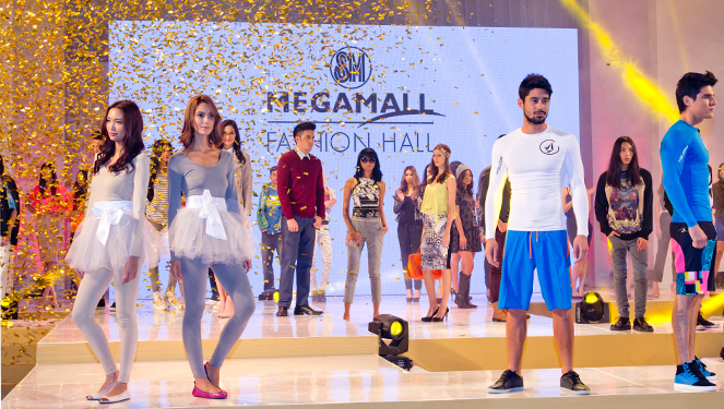 Sm Mega Fashion Hall Is Officially Open!