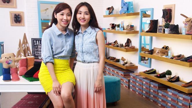 Work Wear Diaries: Zerline And Michelle Chan