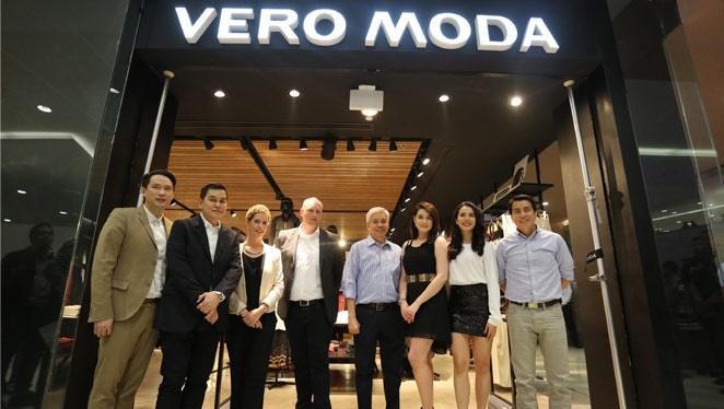 Vero Moda Launch