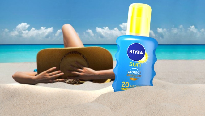 Sunscreen And Tanning Spray In One? Oh, Yes!