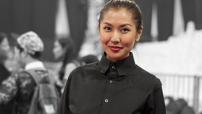 Liz Uy's Signature Look