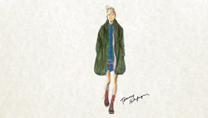Watch: Tommy Hilfiger Nyfw Fall 2014 Livestreaming