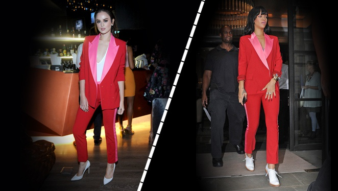 Who Wore It Better: Rihanna Or Georgina?