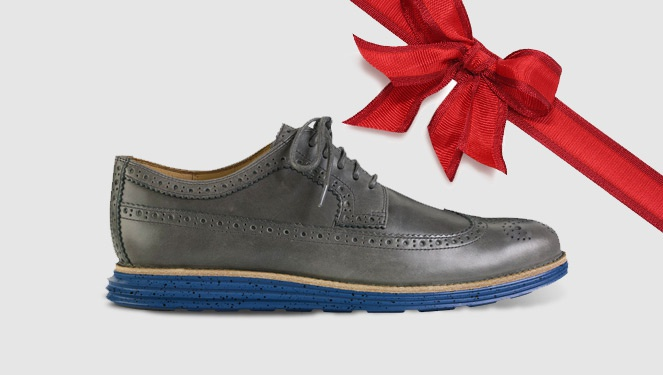 V-day Gift For Your Guy: Cole Haan Lunargrand