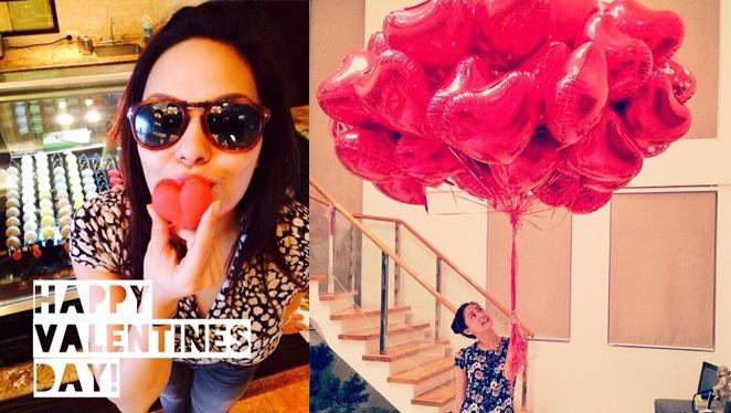 Celebrity Valentine
